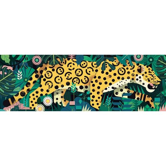 Djeco - Pussel - Leopard 1000 pcs