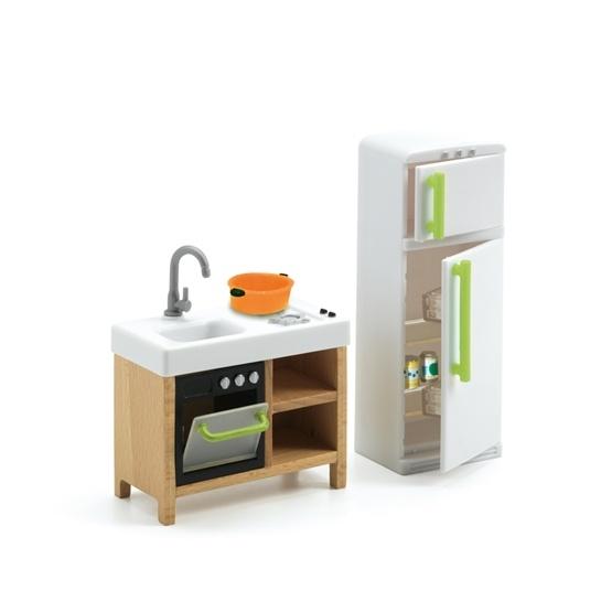 Djeco - Compact Kitchen