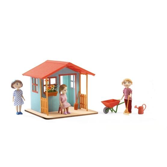 Djeco - Outdoor Playhouse