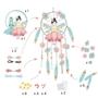 Djeco - Pyssel - Lotus Fairy - FSC MIX