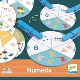 Djeco - Spel - Eduludo Numerix