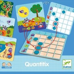 Djeco - Spel - Eduludo, Quantitix