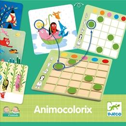 Djeco - Spel - Eduludo Animo Colorix