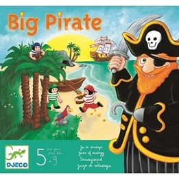 Djeco - Big pirate