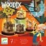 Djeco - Woodix - Träpussel Knep Och Knåp