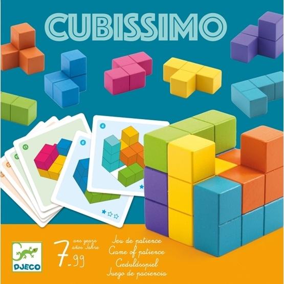 Djeco - Spel - Games - Cubissomo