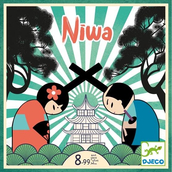 Djeco - Spel - Games - Niwa