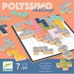 Djeco - Spel - Polyssimo Challenge