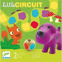 Djeco - Little circuit