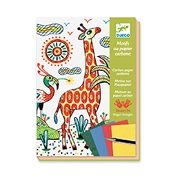 Djeco - Drawing/Colouring Out And About