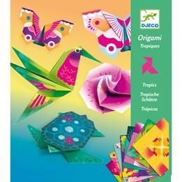 Djeco - Origami, Tropics