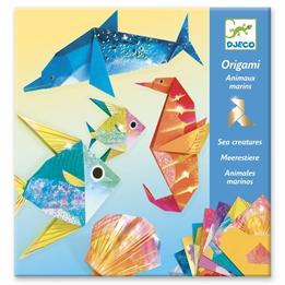 Djeco - Origami Sea Creatures