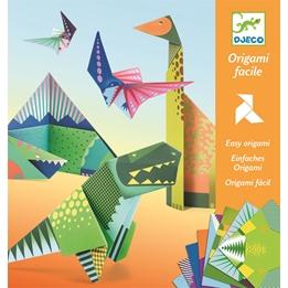 Djeco - Origami Dinosaurs