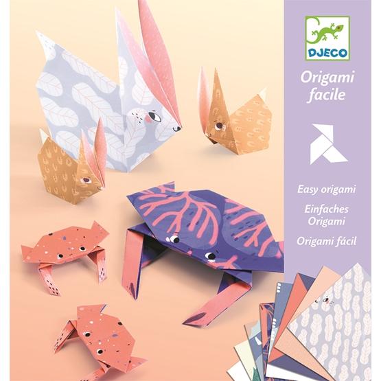 Djeco - Origami Family