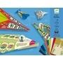 Djeco - Origami - Flygplan