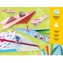 Djeco - Origami - Vackra Flygplan