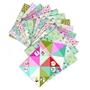 Djeco - Origami - Loppfångare Blommotiv