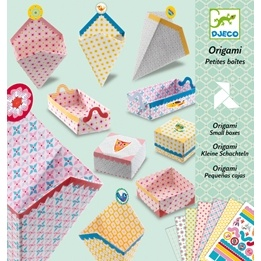 Djeco - Origami Pappersvikning