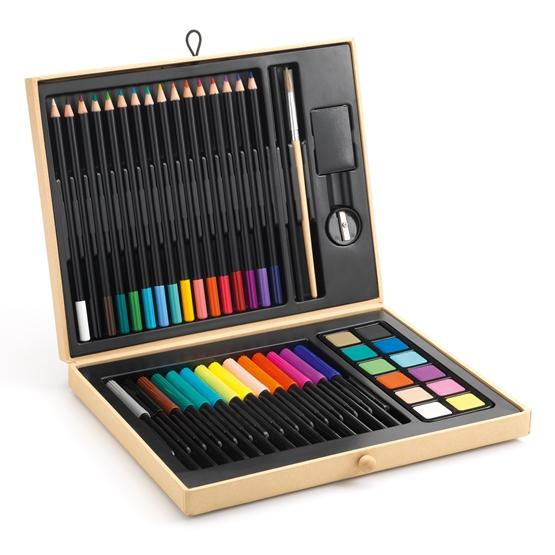 Djeco - Pennor - Color Box