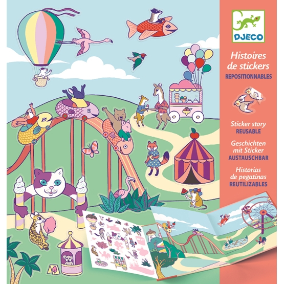 Djeco - Pyssel - The Funfair
