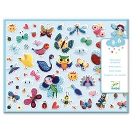 Djeco - Klistermärken - Little Wings