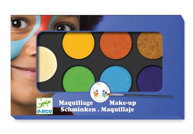 Djeco - Make-Up, Paint Set Nature