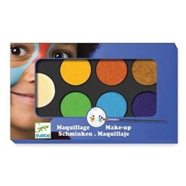 Djeco - Make-Up, Paint Set Nature