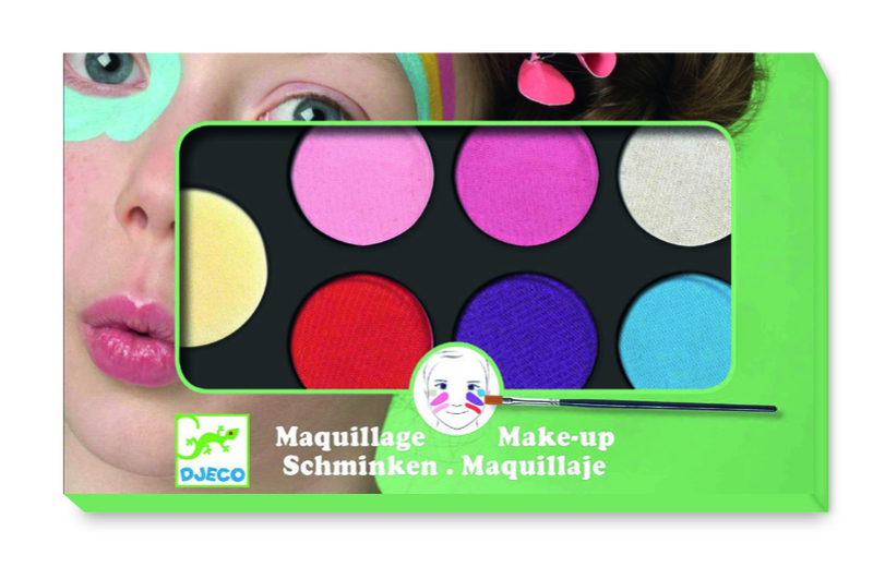 Djeco - Make-Up, Paint Set Sweet