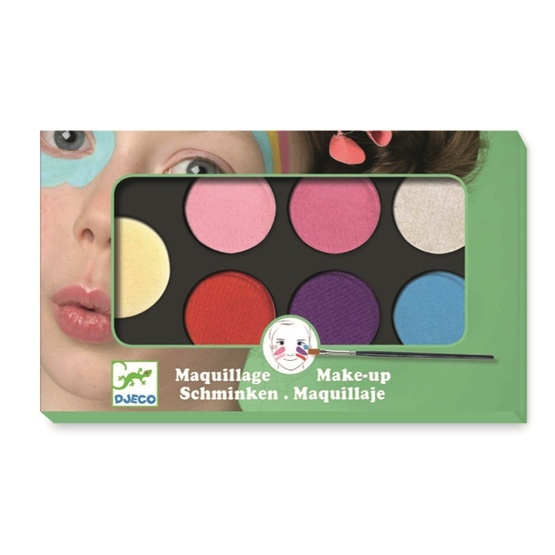 Djeco - Make-Up, Paint Set Sweet