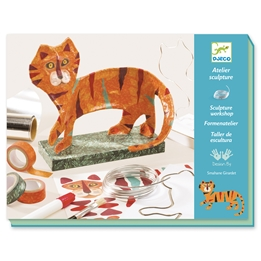 Djeco - Pyssel - The Tiger