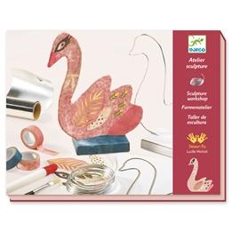 Djeco - Pyssel - The swan