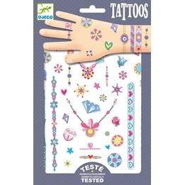 Djeco - Tatueringar - Tattoo - Jenni´S Jewels