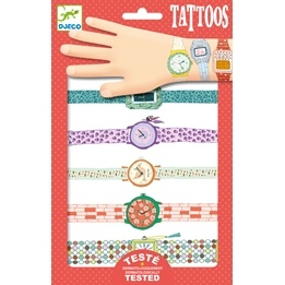 Djeco - Tatueringar - Tattoo - Wendy´S Watches