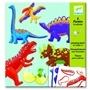 Djeco - Pyssleset - Skapa Rörliga Bilder - Dinosaurier