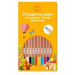 Djeco - 12 Pencils