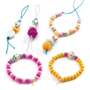 Djeco - Pyssel - Beads and figurines