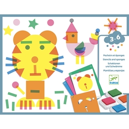 Djeco - For Little Ones - Painting