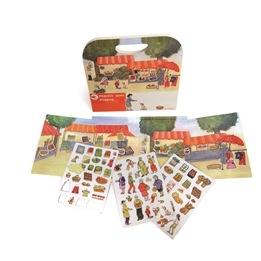 Egmont Toys - Magnetlek Marknad