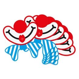 Ejvor - Sugrörsmun Clownmun