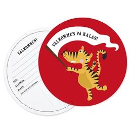 Ejvor - Kalaskort Tiger