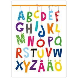 Ejvor - Poster ABC Multi Vit