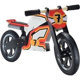 Kiddimoto - Balanscykel Barry Sheene Supercykel Heroes