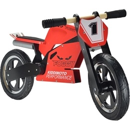 Kiddimoto - Balanscykel Carl Fogarty Supercykel Heroes