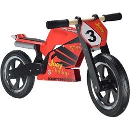 Kiddimoto - Balanscykel Joey Dunlop Supercykel Heroes