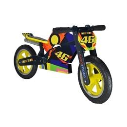 Kiddimoto - Balanscykel - Superbike Hero - Valentino Rossi