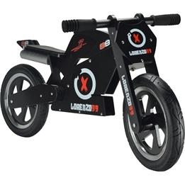Kiddimoto - Balanscykel Jorge Lorenzo Supercykel Heroes