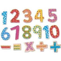 Tidlo - Magnetiska Siffror