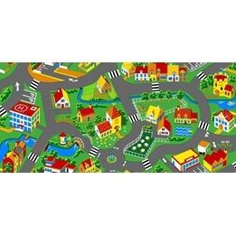 EuroToys - Barnmatta - By - 100 x 165 cm