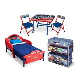 Delta Children - Cars Möbelset