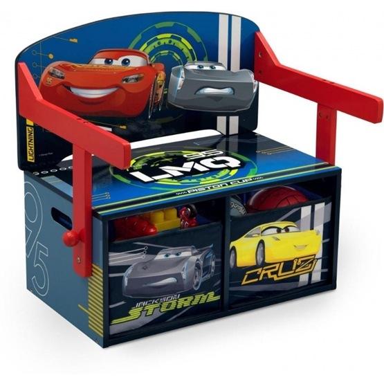 Worlds Apart - Disney Cars 3-i-1 Bänk och Bord
